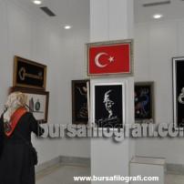 Bursa Teyyare Kültür Merkezi – Teşhir-i Sabr Filografi Sergisi